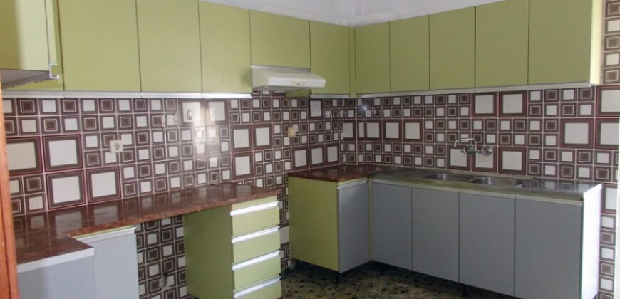 Διαμέρισμα 114τμ.