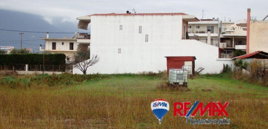 Οικόπεδο για κατοικία 210τμ.